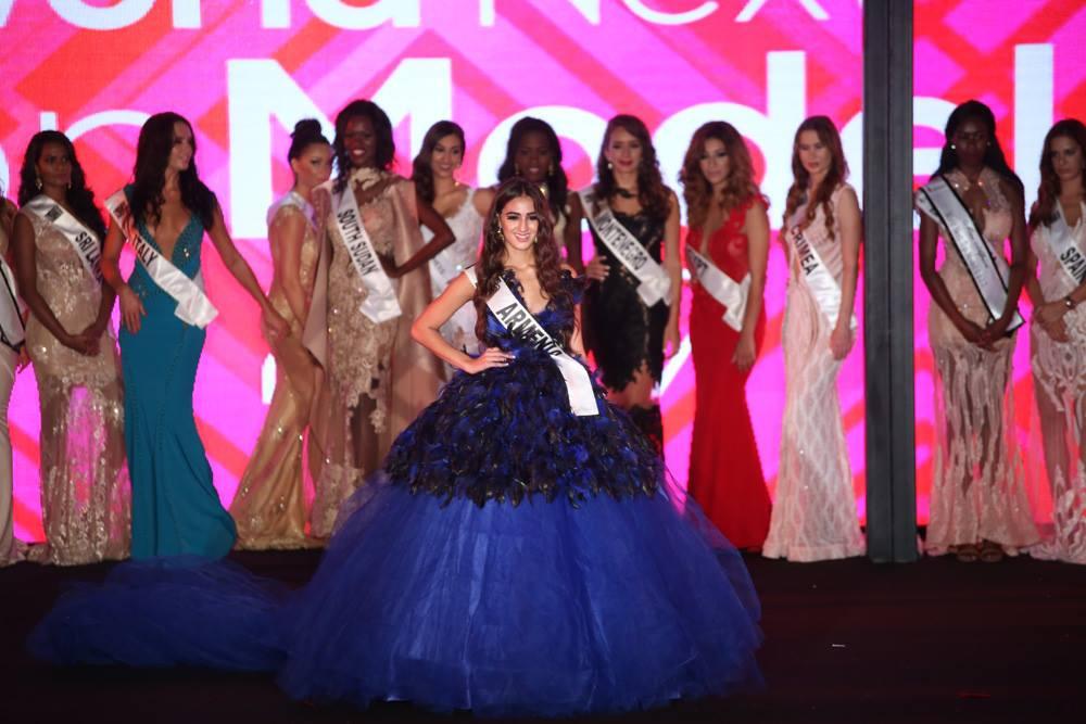 Армянки на конкурсах красоты