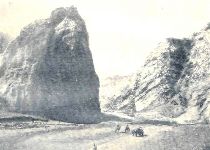 По дороге к Нарыну
