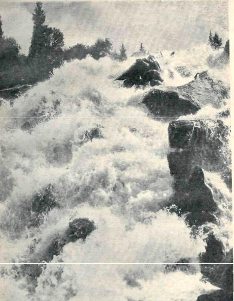 Водопад Большой Алматинки