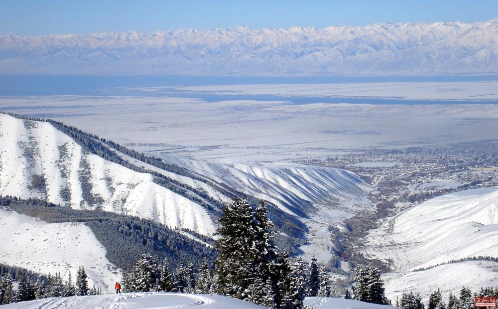15 градусов тепла в декабре? Синоптики о зиме в Кыргызстане