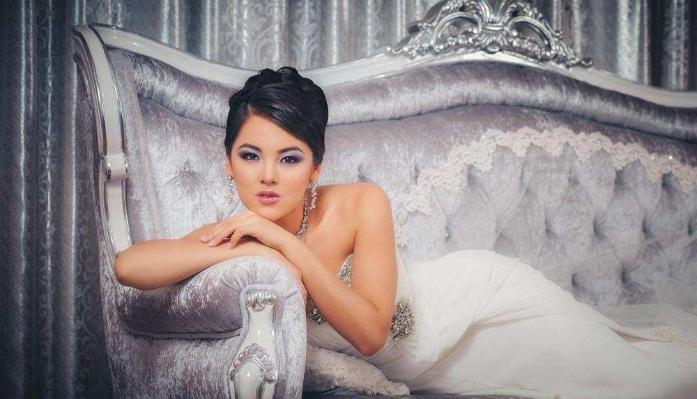 Сексуальная девочка киргизии
