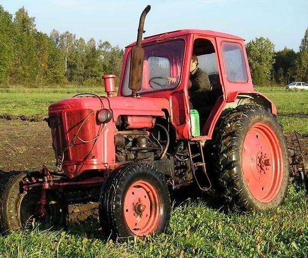 работа в пензе на своем тракторе раскраски, распечатать, скачать