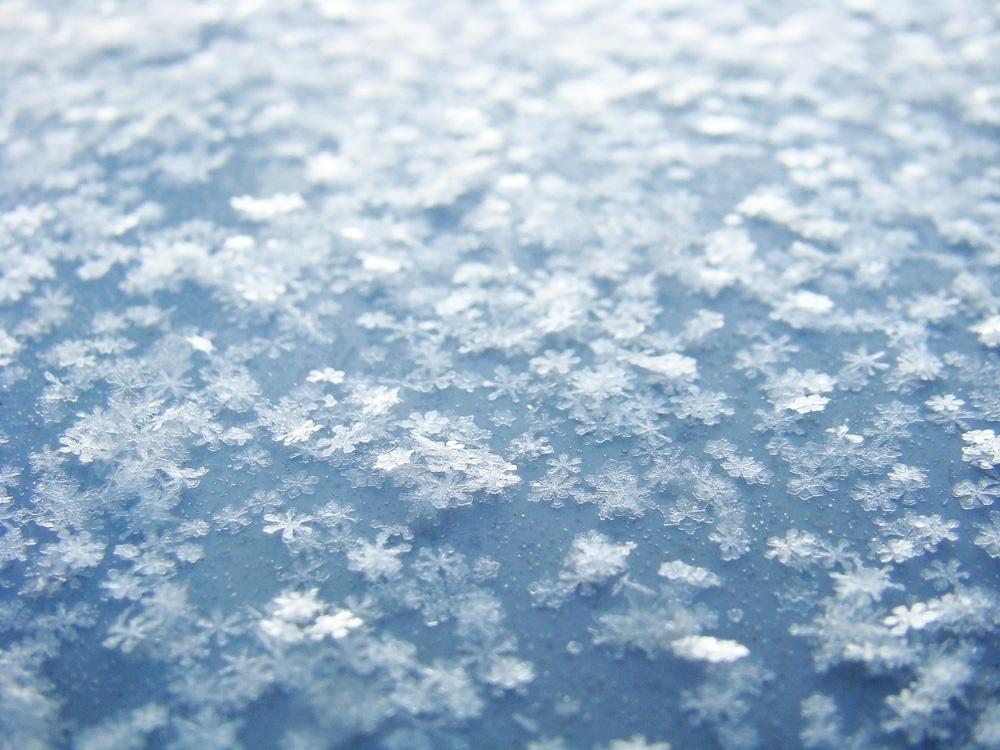 картинки снега в воздухе виде прыщей