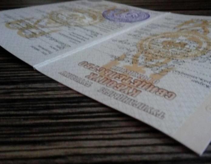 Гражданка рф родила в киргизии без брака какое гражданство будет у ребенка