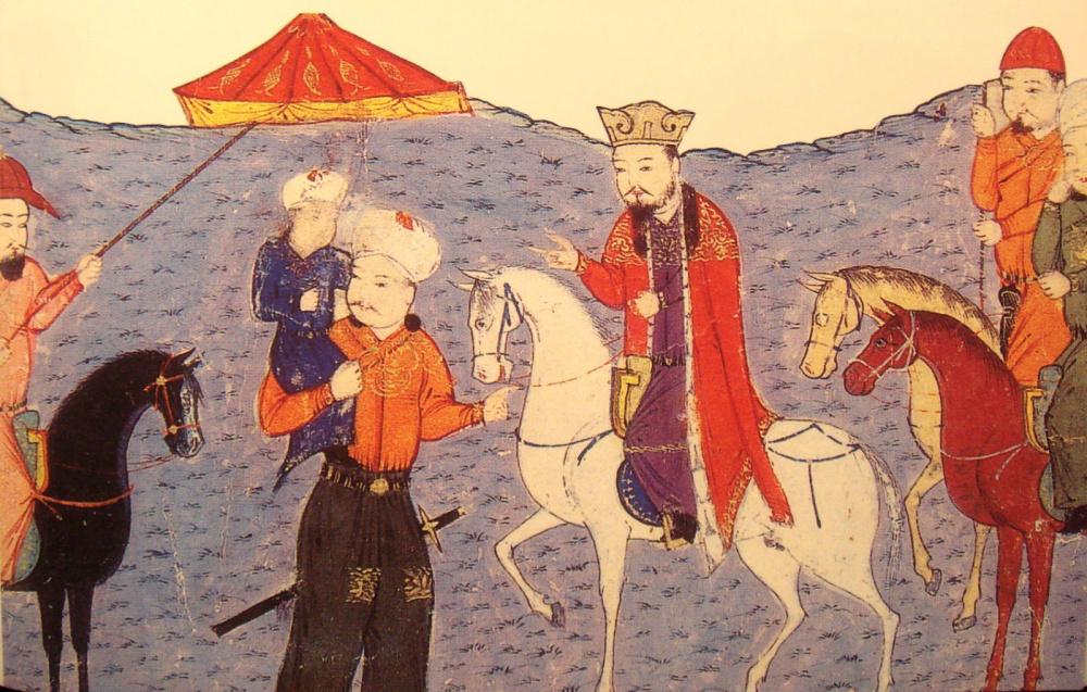 Из глубины веков. 10 забытых легенд и преданий кыргызского народа