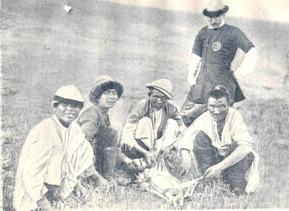 Кыргызские мужчины