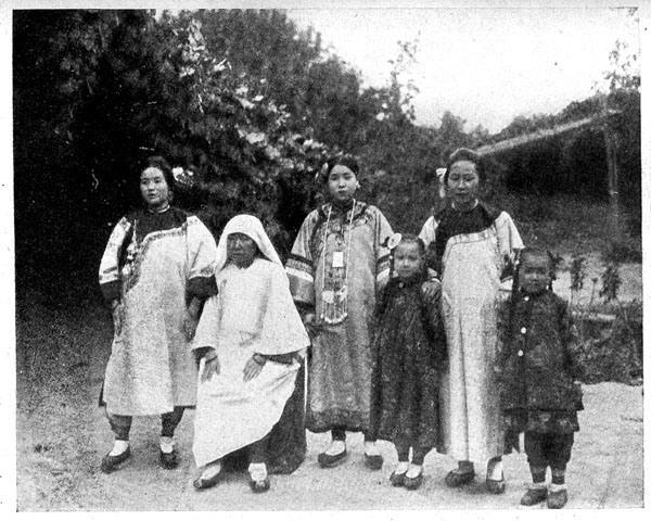 Семья дунган