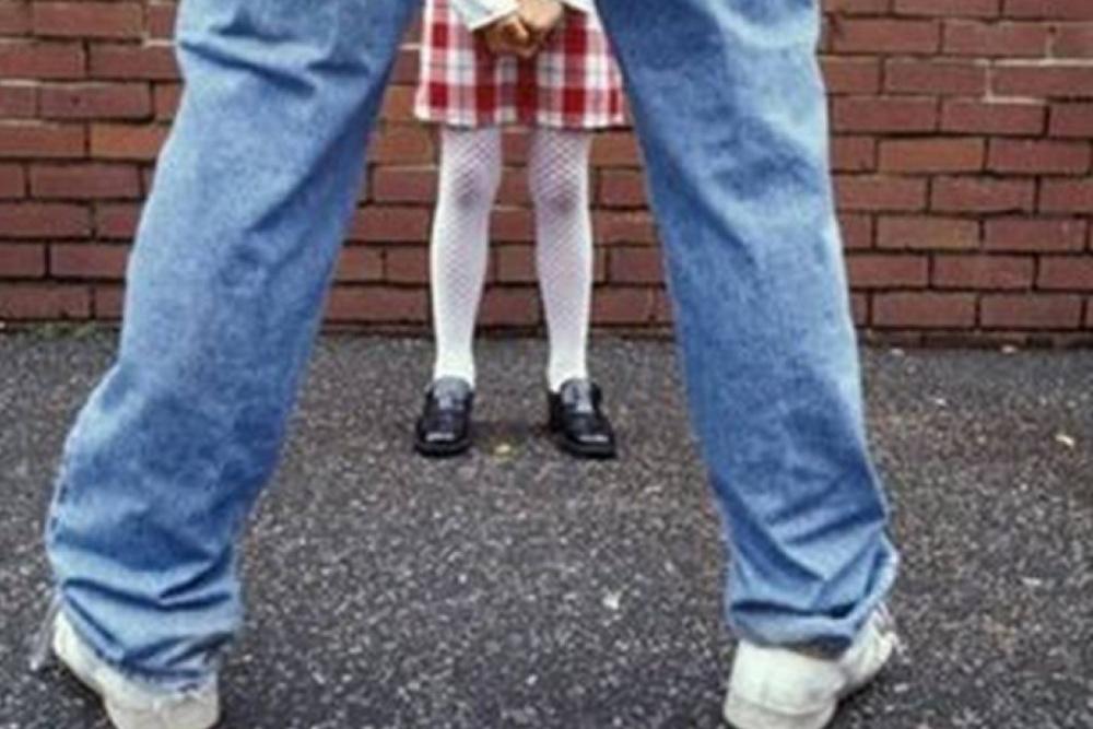 Секс у 5 летней девочки