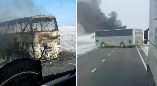 Это был ад. В ДТП в Казахстане сгорели 52 человека