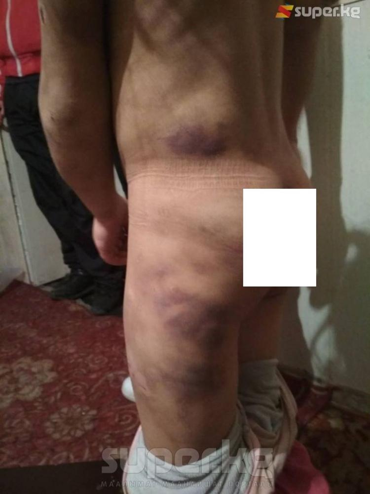 секс избиение по телу проститутки
