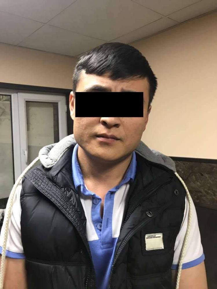 В Бишкеке задержали четырех мужчин. Готовили разбойное нападение