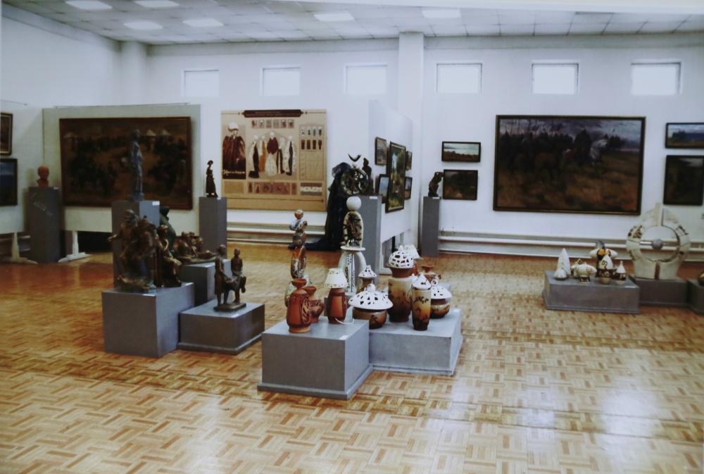 #Гид по вузам Бишкека: Национальная академия художеств Кыргызской Республики