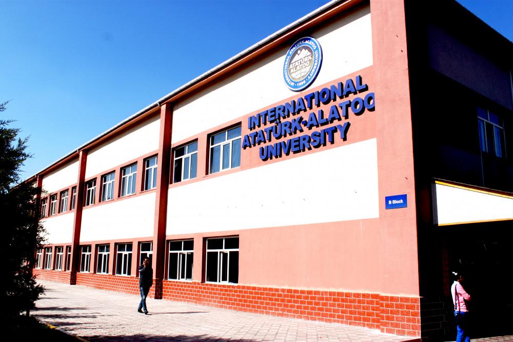"""#Гид по вузам Бишкека: Международный университет """"Ала-Тоо"""" (МУА)"""