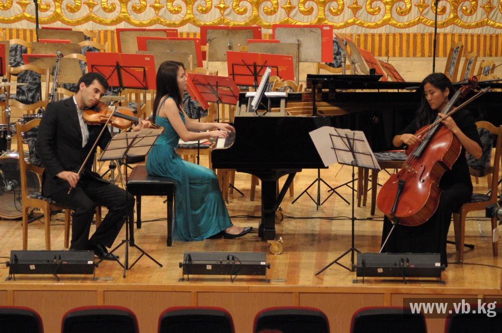 #Гид по вузам: Кыргызская национальная консерватория имени К. Молдобасанова (КНК)