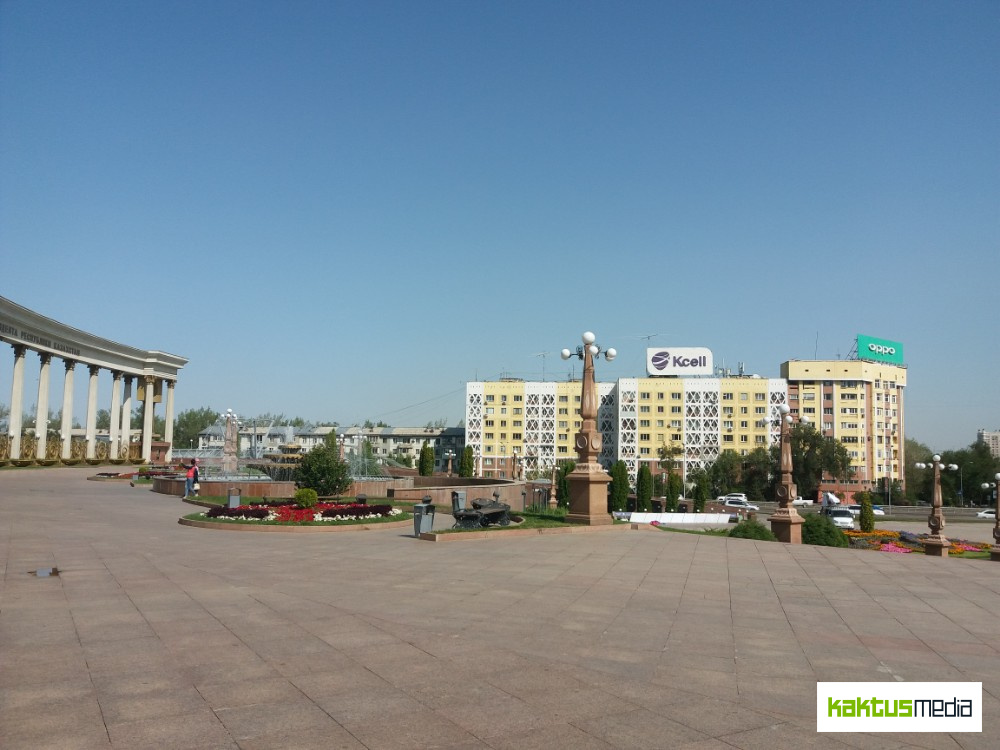 Парк имени первого президента Казахстана