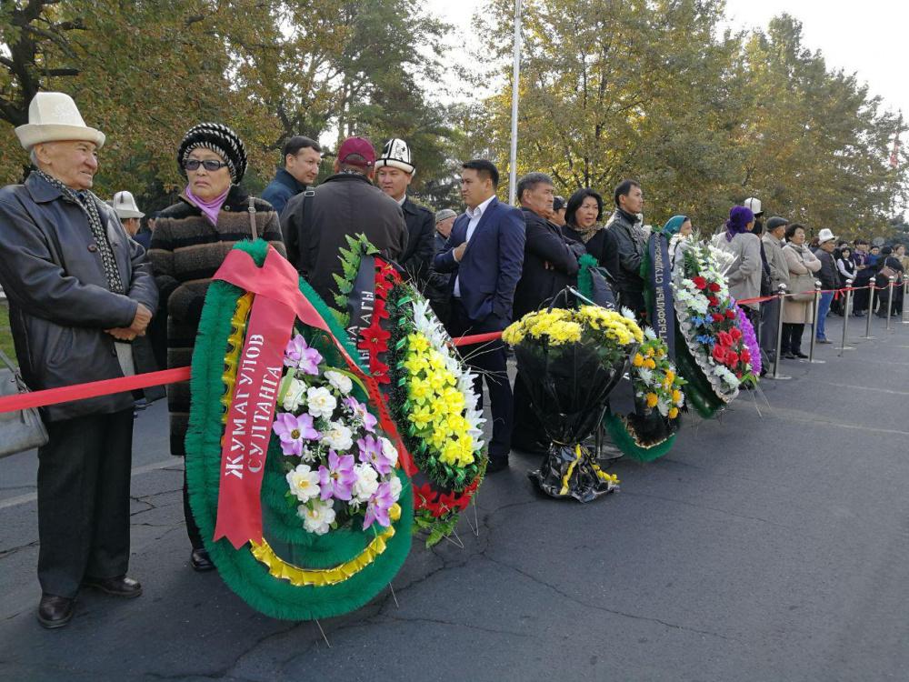 Султана Жумагулова провожают в последний путь. Трансляция