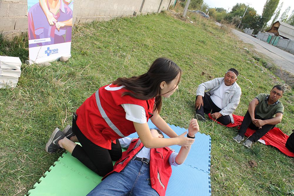 """Спасите жизни. В рамках проекта """"+100 к жизни"""" прошло 4 обучения доврачебной помощи"""