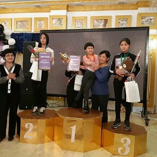 Девочка Дария с ДЦП, которая уже стала чемпионкой по шахматам, рвется к новым победам