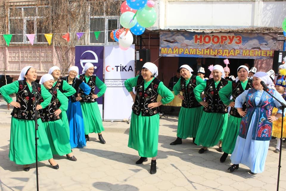 В Бишкеке открылся творческий центр для детей с ОВЗ