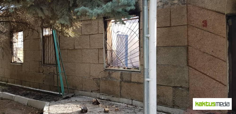 Как выглядит  дом Атамбаева в Кой-Таше сейчас. Очень много фото