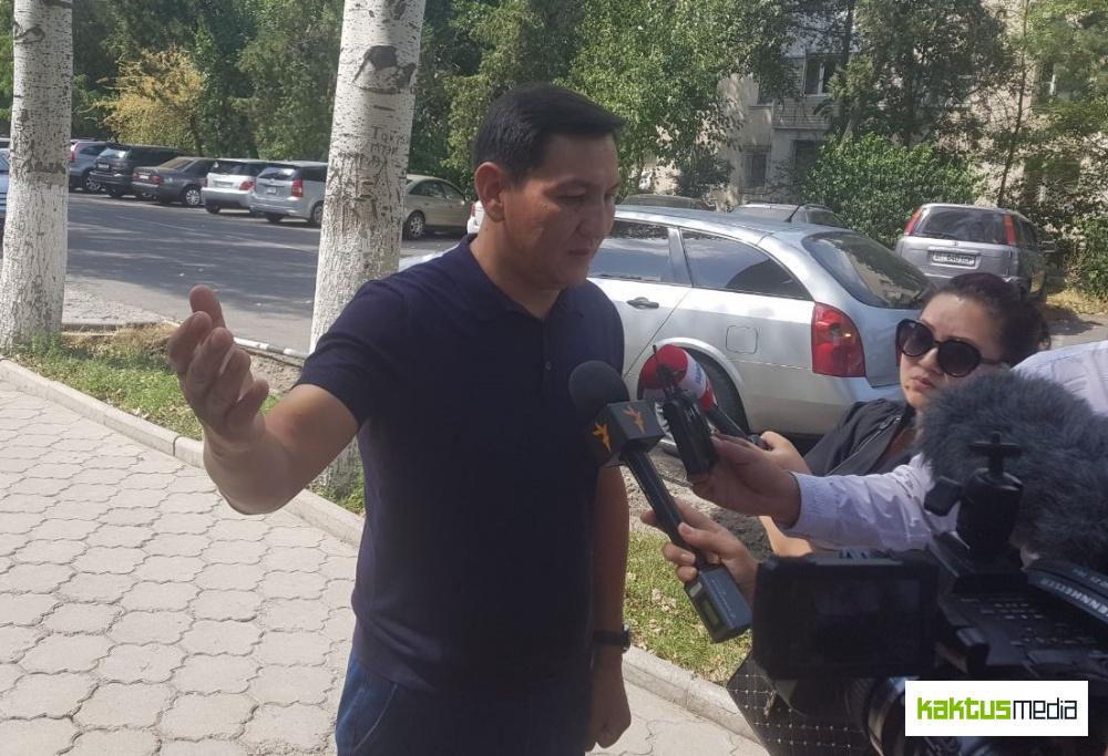 Абдиль Сегизбаев: Я готов к аресту