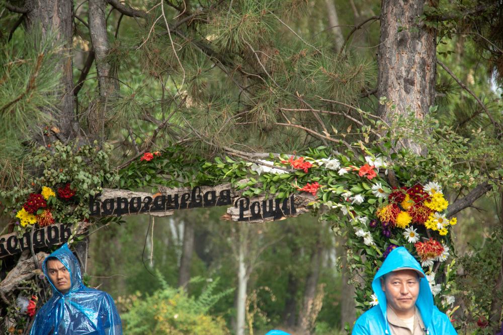 В Карагачевой роще прошел экофестиваль. Как улучшить экологию в Бишкеке
