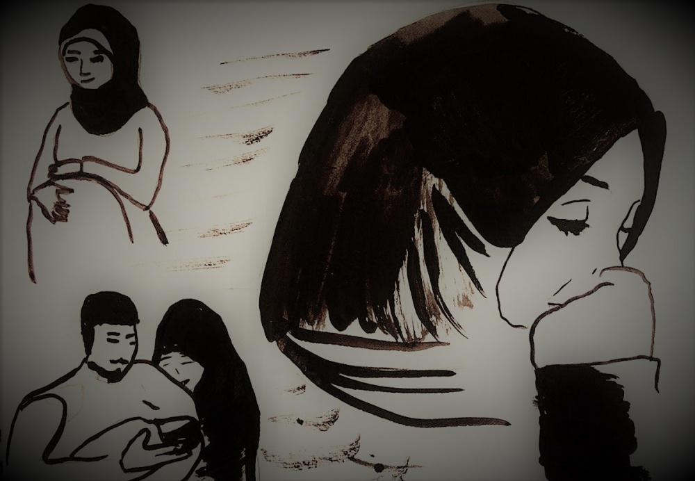 Иллюстрации Ксении Милоховой