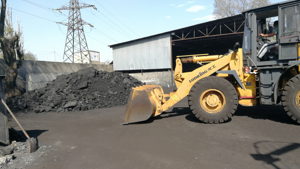#полезно. Уголь в Бишкеке. Цены, качество и точки продажи (видео)