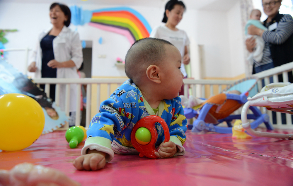 Детские учреждения для усыновления детей