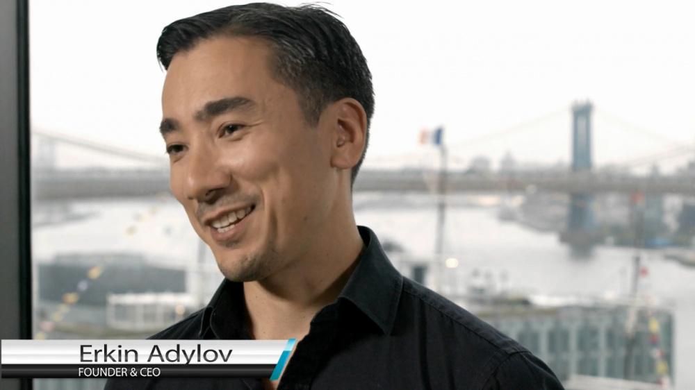 Кыргызстанец Эркин Адылов, создавший компанию Behavox, попал в список Forbes