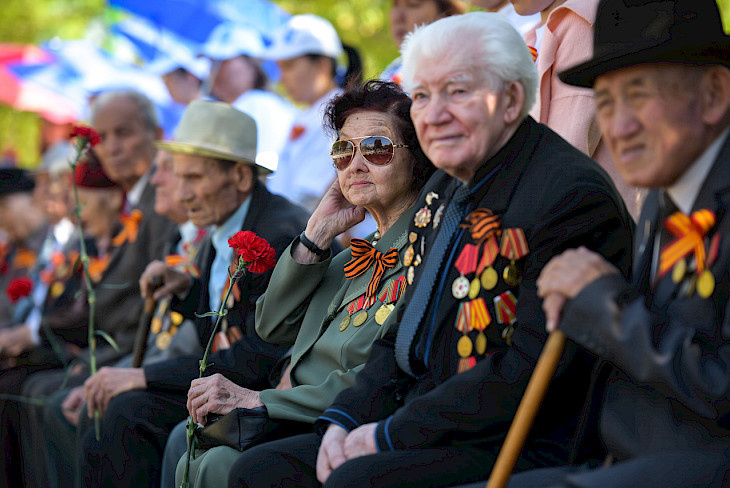 Фото участники вов кыргызстана
