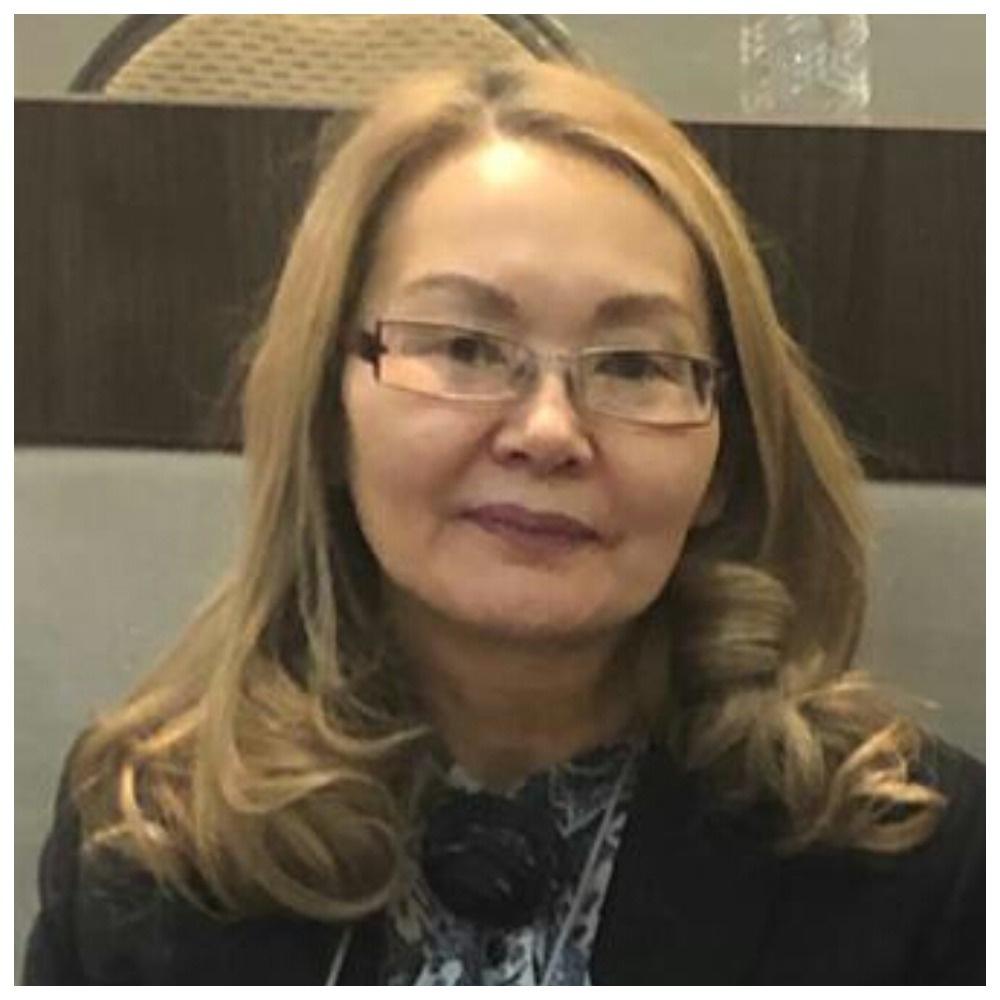 Эльмира Ыбыкеева