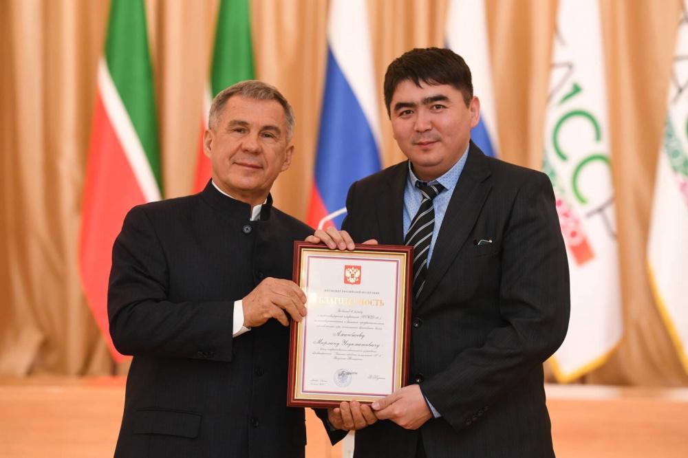 """""""Мечтаю вернуться"""". Врач из Кыргызстана, работающий в РФ, получил награду от Путина"""