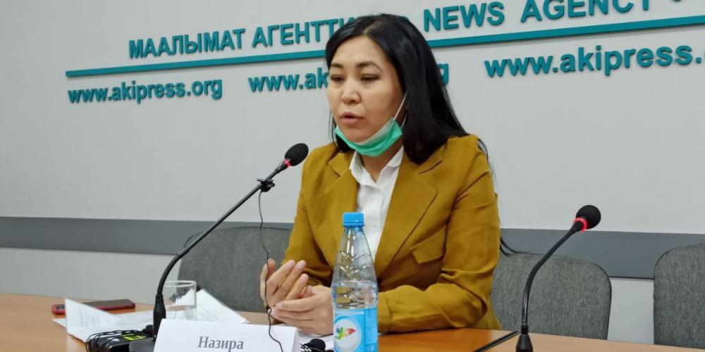 Адвокат Мелиса Аспекова Назира Абышкаева