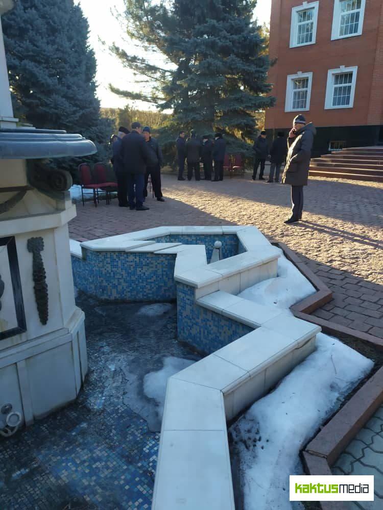 В Токмаке начали готовиться к похоронам бизнесмена Алиджана Ибрагимова (фото, доходы )