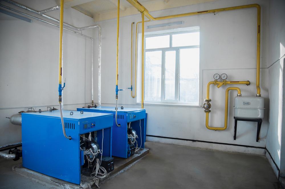Как природный газ помог детям школы-интерната №21