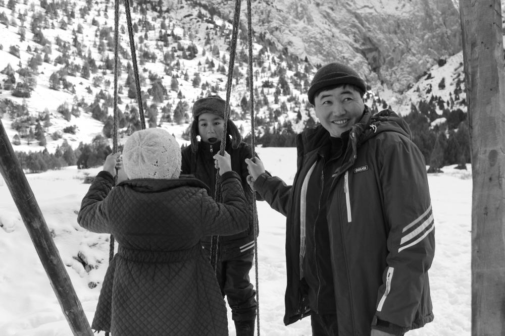 """Мировая премьера фильма кыргызстанского режиссера Элдияра Мадакима """"Сальвадор Дали"""" состоится на 26-м Международном кинофестивале в Пусане (Южная Корея)."""