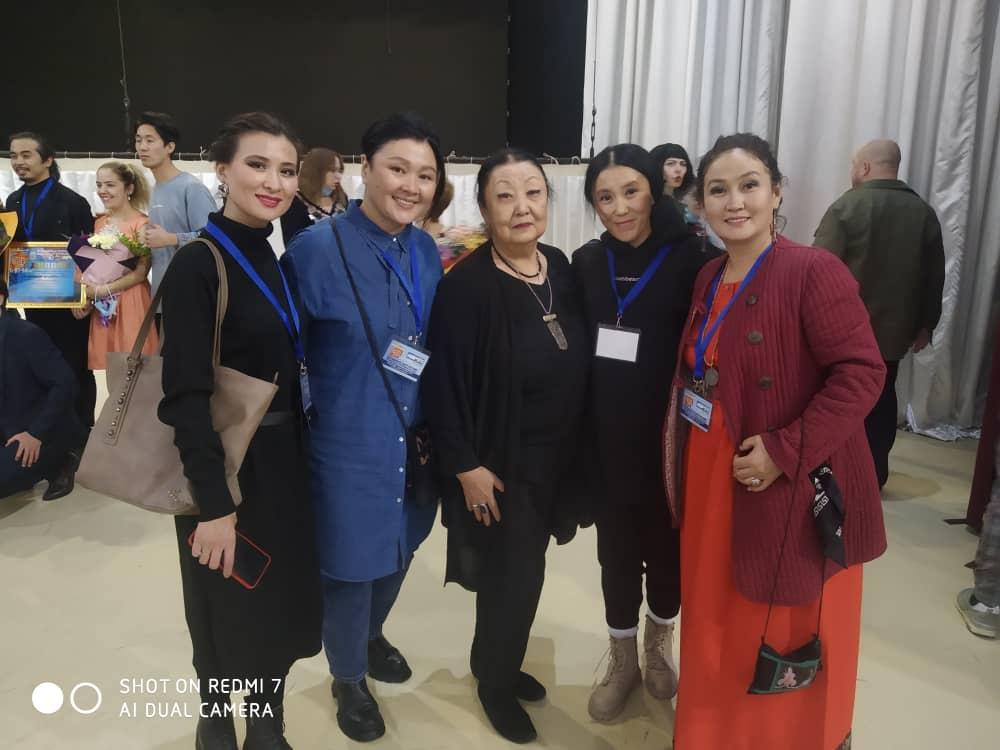 Бишкекский городской драмтеатр - на международном фестивале в Казахстане.