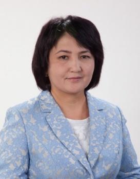 Айнура Осмонова получила мандат депутат Жогорку Кенеша от фракции СДПК