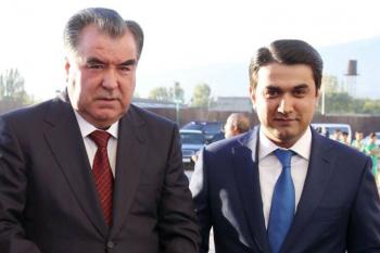Таджикистан это жопа